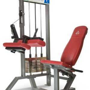 Gymleco 300-Series Leg Curl Seated 80kg