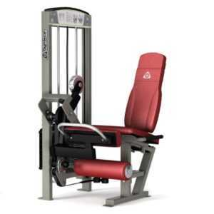 Gymleco 300-Series Leg Extension & Leg Curl 100kg