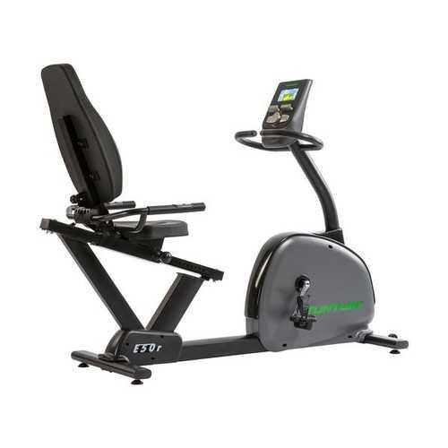 Motionscykel - Competence E50R Liggende - Tunturi