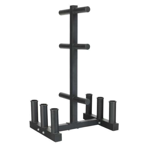 ODIN Vægtskive og Vægtstang Stativ (Til 6 stænger og skiver)