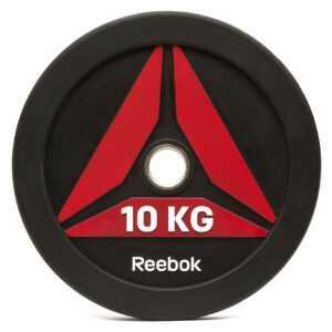 Reebok Functional Bumper Plate DELTA Vægtskive 10kg