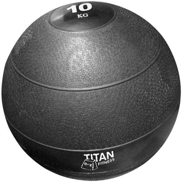 TITAN LIFE Gym Slam Ball 10kg