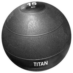 TITAN LIFE Gym Slam Ball 15kg