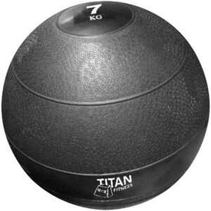 TITAN LIFE Gym Slam Ball 7kg