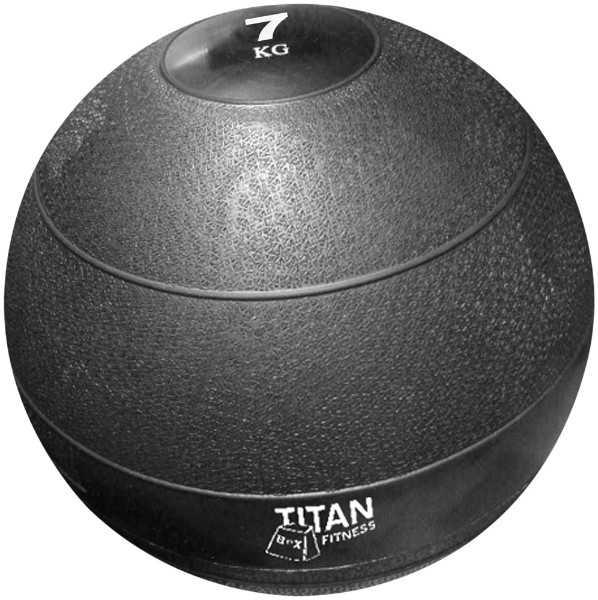 TITAN LIFE Gym Slam Ball 7kg