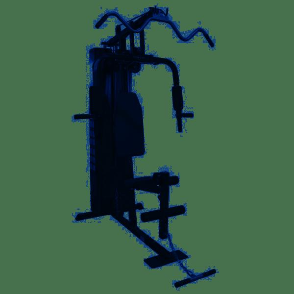 TITAN LIFE Home Gym Træningsmaskine - 50kg