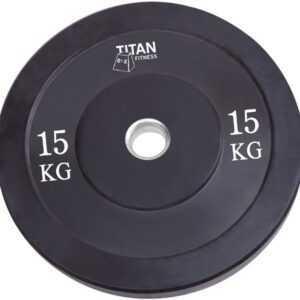 Titan BOX Crossfit Bumper Plate 15kg