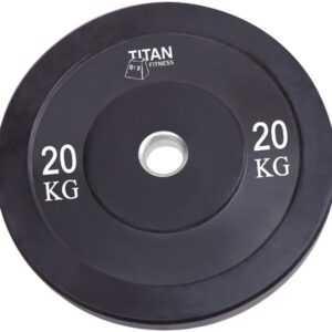 Titan BOX Crossfit Bumper Plate 20kg