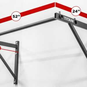 Titan BOX Pull Up Rack