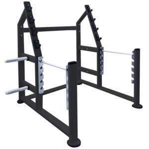 Titan BOX Safe Squat Rack