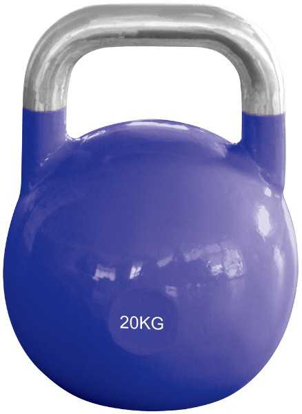 Titan BOX Steel Crossfit Competition Kettlebell 20kg