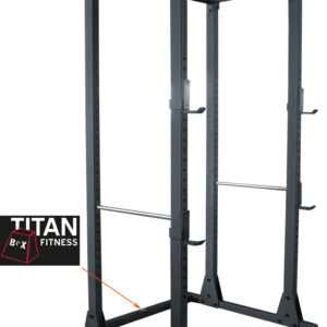 Titan Box Power Square Case Rack Chin Up