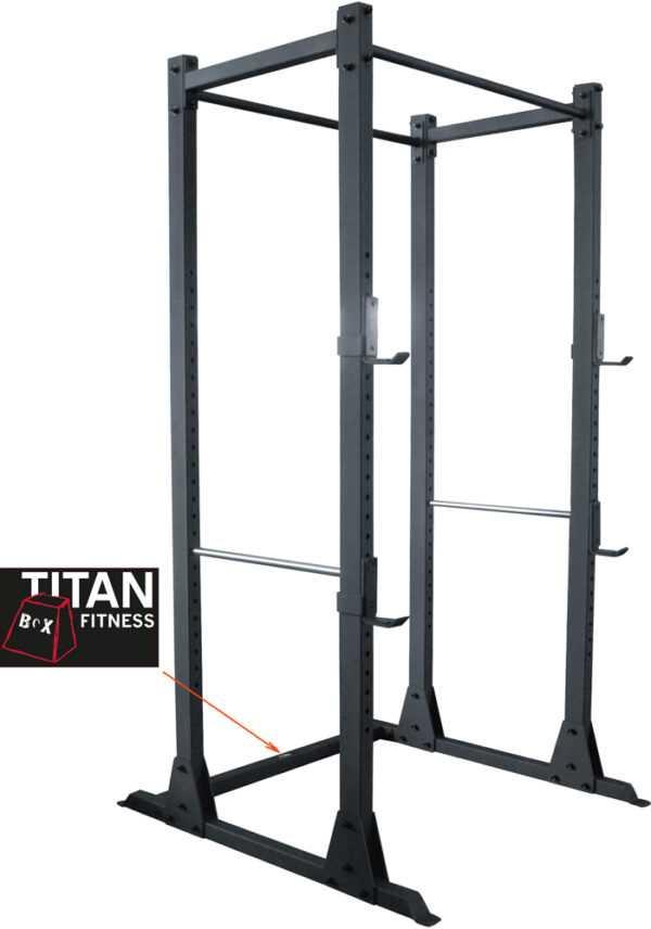 Titan Box Power Square Case Rack Chin Up
