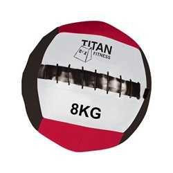 Titan Box, large rage wall ball 8 kg