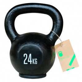Titan LIFE Kettlebell 24 kg. (Støbejern)