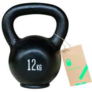 Titan Life Gym 12kg Kettlebell