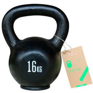 Titan Life Gym 16kg Kettlebell