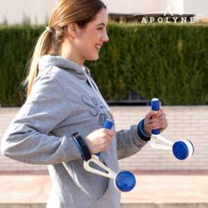 Walk & Weight Håndvægte med Håndtag (pakke med 2)