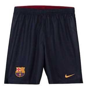2018-2019 Barcelona Home Nike Football Shorts (Navy)-L