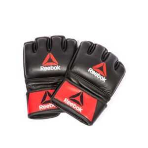 Reebok Combat Leather MMA Gloves L