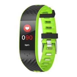 Aktivitetsarmbånd - OLED - Bluetooth, Grøn