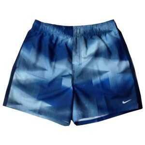 Badetøj til Mænd Nike Ness8526 416 Blå L