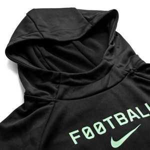 Hættetrøje til Børn Nike AJ0150 011 S