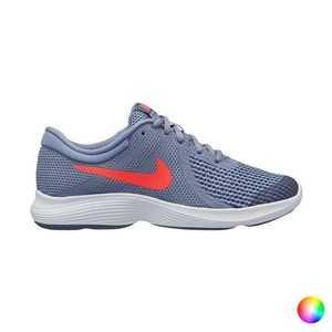 Løbesko til børn Nike Revolution 4 GS Blå 40