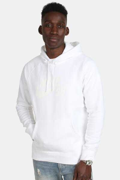 Nike SB Icon Hoodie White