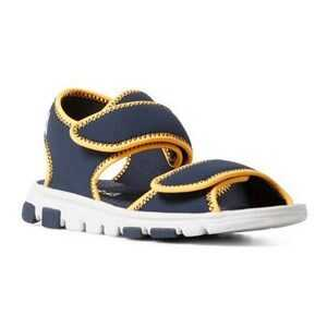 Sandaler til børn Reebok WAVE GLIDER III Junior Marineblå Orange 27,5