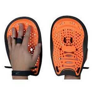 Svømmepadler Nike Sort Orange (Størrelse s/m)
