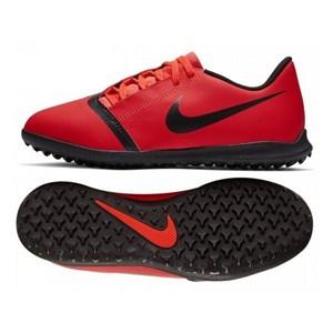 Fodboldstøvler til børn Nike JR Phantom Venom Club TF Rød 38