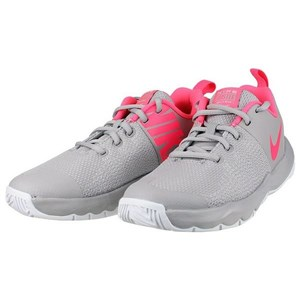 Kondisko til Børn Nike Team Hustle Quick(GS) Grå Pink 35,5 (EU) - 3.5Y (US)