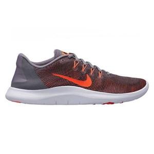 Løbesko til voksne Nike Flex 2018 RN 40 Grå/Orange