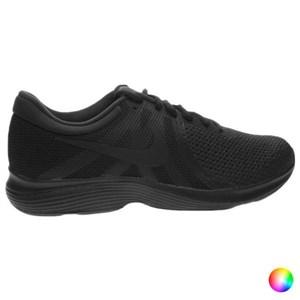 Løbesko til voksne Nike REVOLUTION 4 EU Grå/Hvid 40,5