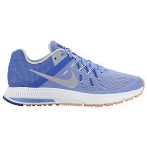 Løbesko til voksne Nike ZOOM WINFLO 2 Blå Grå 6,5