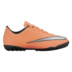 Multi-pigge fodboldstøvler til børn Nike JR Mercurial Victory V TF Orange 37.5 (EU) - 5Y (US)