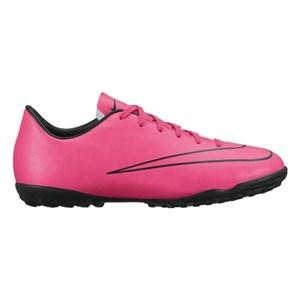 Multi-pigge fodboldstøvler til børn Nike JR Mercurial Victory V TF Pink 38 (EU) - 5.5Y (US)